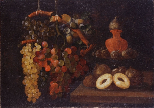 Still Life with Grapes and Cakes.jpg