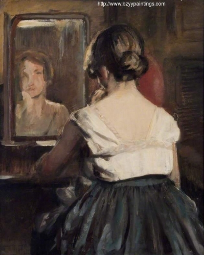 Girl at the Mirror.jpg