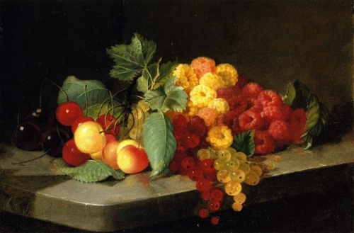 Still LIfe with Berries and Currants.jpg