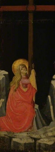 Mary Magdalene Embracing the Cross verso).jpg