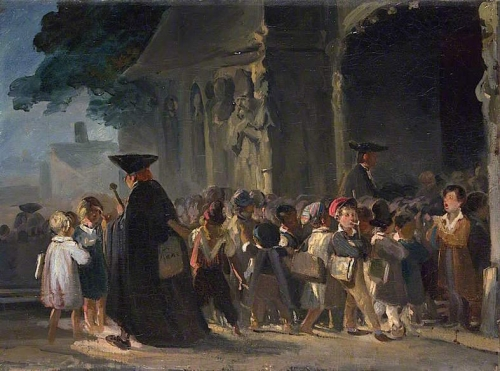 Children at a Church Door.jpg
