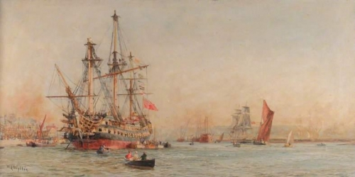 Wooden Warships on the Medway.jpg