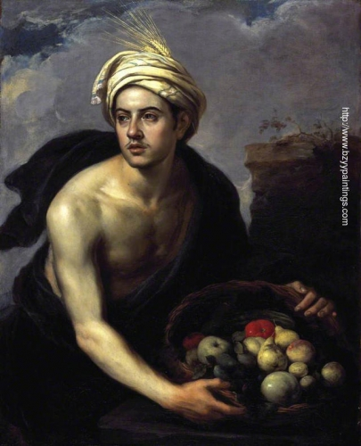 Young Man with a Basket of Fruit Personification of Summer).jpg