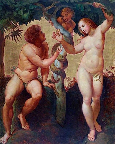 The Fall of Man after Raphael).jpg