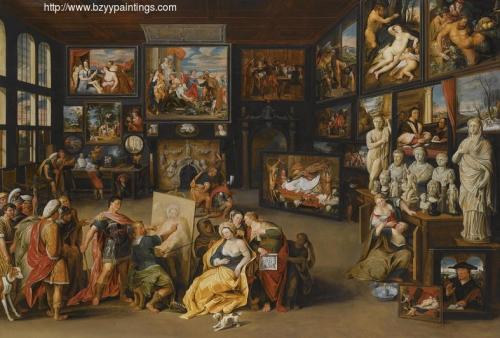 Alexander the Great at the Studio of Apelles.jpg