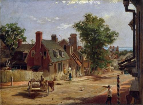 Old Annapolis Francis Street.jpg