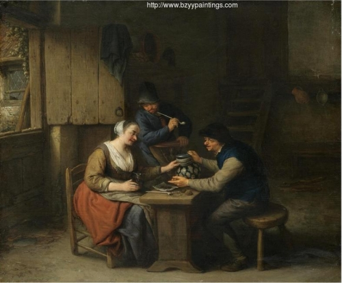 A Tavern Interior with Three Boors.jpg