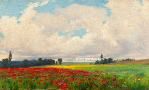 A French Poppy Field.jpg