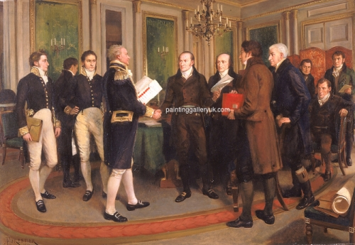 The Signing of the Treaty of Ghent Christmas Eve 1814.jpg