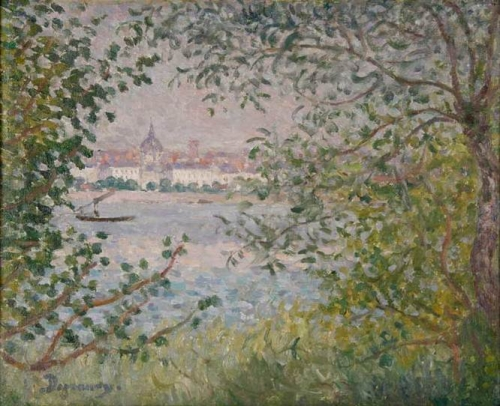 Spring on the Banks of the Loire Nantes.jpg