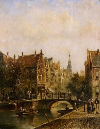 A Dutch canal scene.jpg