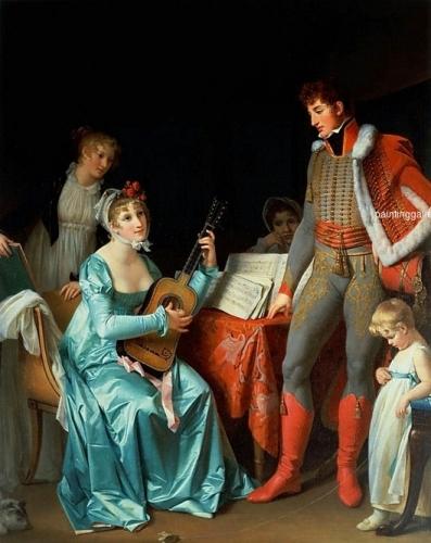 La Duchesse Abrantes et le General Junot.jpg