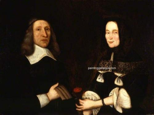 John Alexander and His Wife Marjory Jamesone.jpg