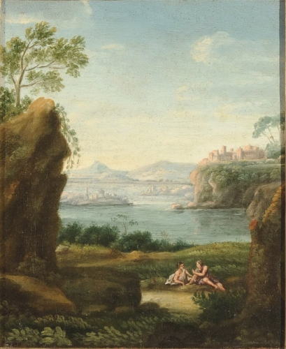 Landscape with Couple and Distant Buildings.jpg