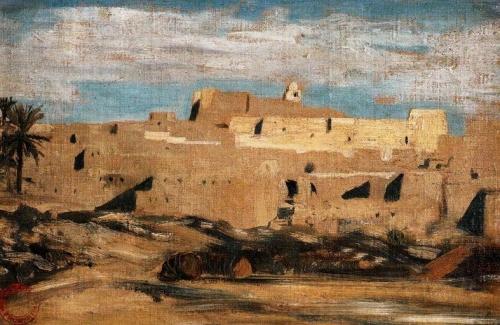 Ville dAlgérie Algerian Town).jpg