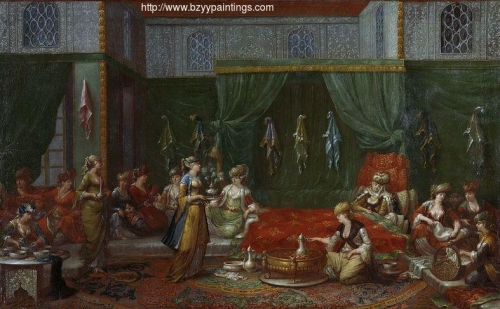Nursery of a Distinguished Turkish woman.jpg