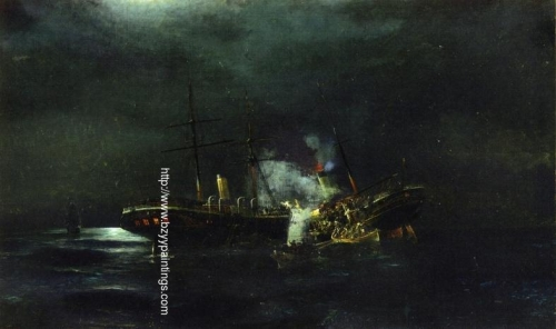 The Rescue from the Collision of Two Passenger Ships.jpg