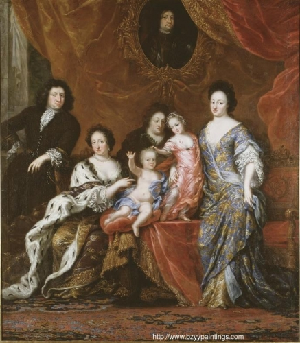 King Karl XI with His Family.jpg