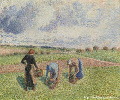 Picking Herbs Eragny.jpg
