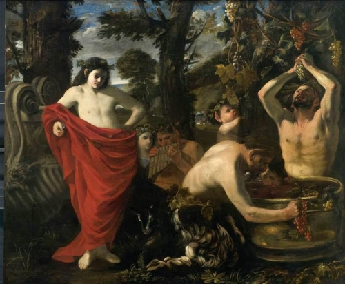 Bacchus Overseeing the Crushing of Grapes by His Satyrs.jpg