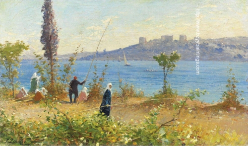 Harem Girls Fishing by the Bosphorus.jpg