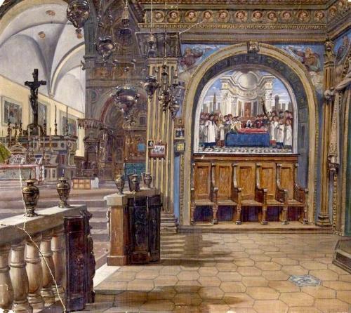 Church Interior: Florence.jpg