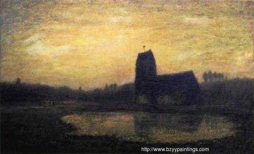 Criqueboeuf Church.jpg