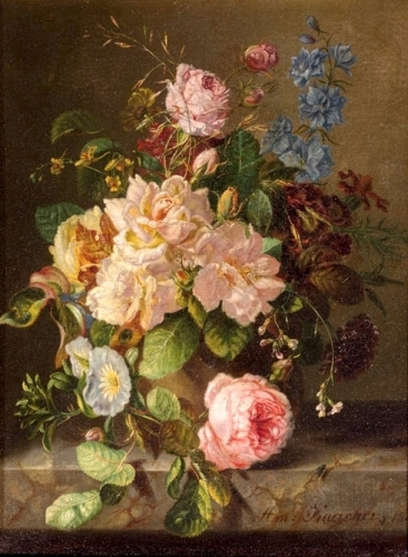A Still Life with Roses Primulas and Morning Glory.jpg