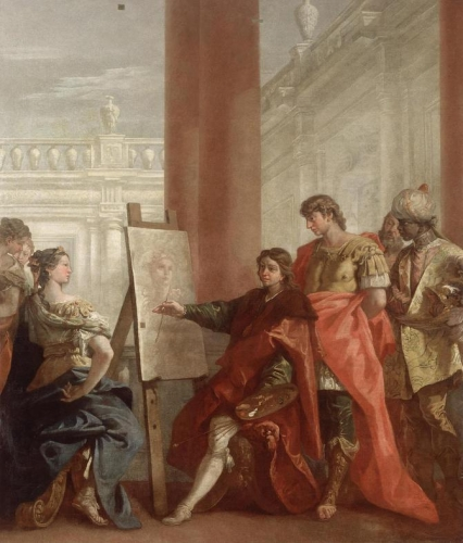 Apelles Paints Campaspa.jpg
