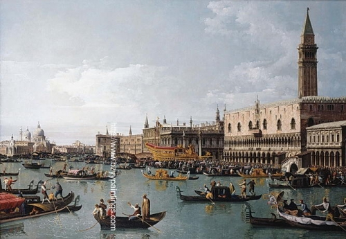 The Basin of San Marco on Ascension Day Venice.jpg