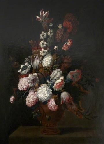 An Earthernware Vase of Flowers.jpg