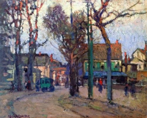 A Village Street.jpg