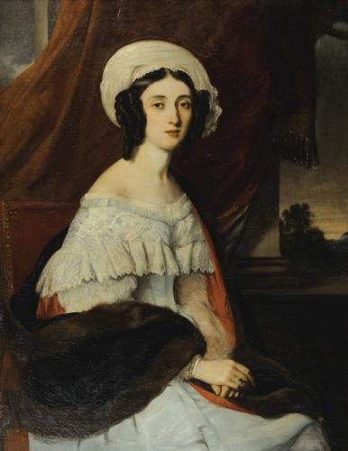 Portrait of Eugénie Gabrielle Barbou Des Courières.jpg