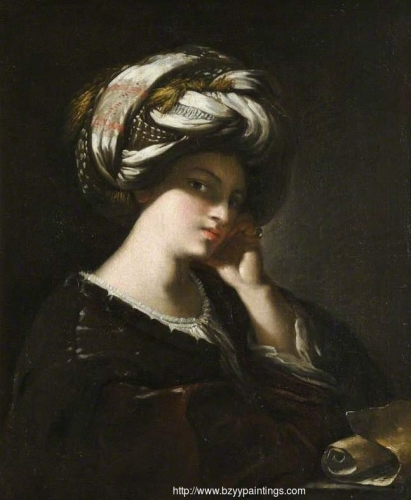Girl with a Large Turban A Sibyl).jpg