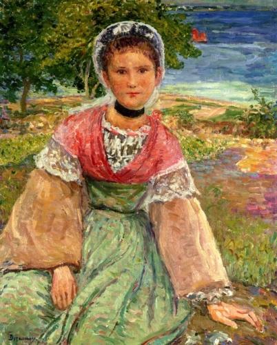 Young Breton Woman.jpg