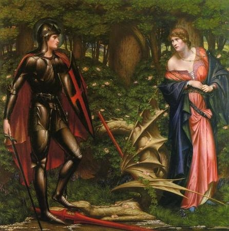 Saint George and the Slain Dragon.jpg