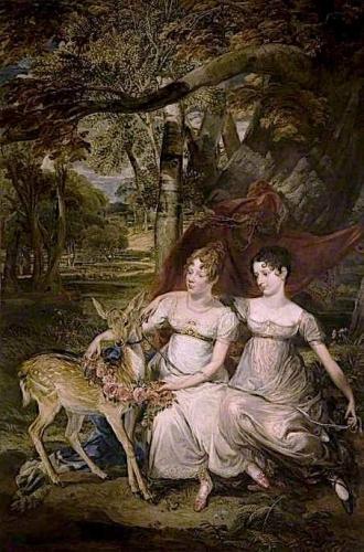 The Ladies Elizabeth and Georgiana Stanhope.jpg