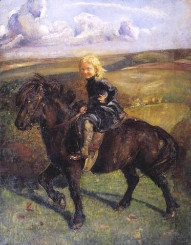 Miss Elizabeth Williamson on a Pony.jpg