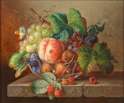 Still Life with Fruit Walnuts and Insects.jpg