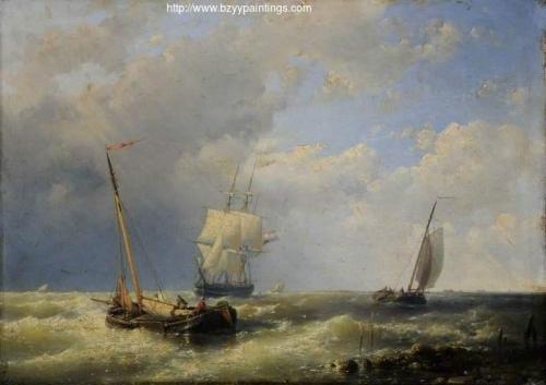 Shipping off a Dutch Coast.jpg