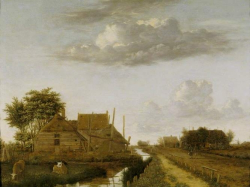 A Landscape with Cottages.jpg