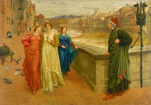 Dante Meets Beatrice at Ponte Santa Trinita.jpg