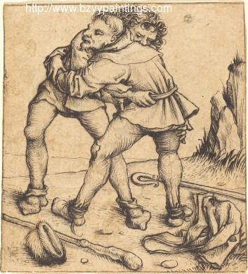 Two Peasants Fighting.jpg