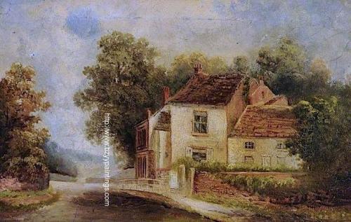 Cottages in London Road Highfields Sheffield.jpg