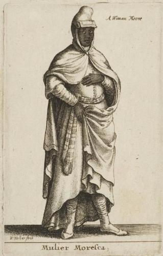 A Woman Moore Mulier Moresca).jpg