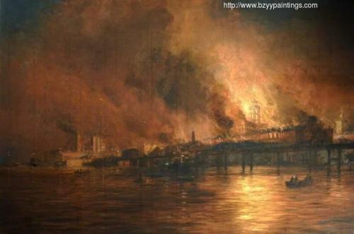 Semaphore Tower on Fire.jpg