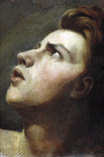 Head of the Young Boy study)also known as Tête de jeune homme- etude).jpg