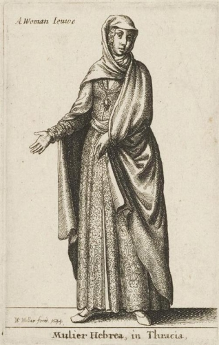 A Woman Ieuwe Mulier Hebrea in Thracia).jpg
