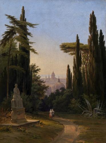 Gardens in Rome.jpg