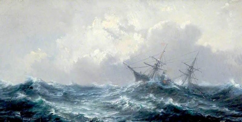 A Ship in a Stormy Sea.jpg